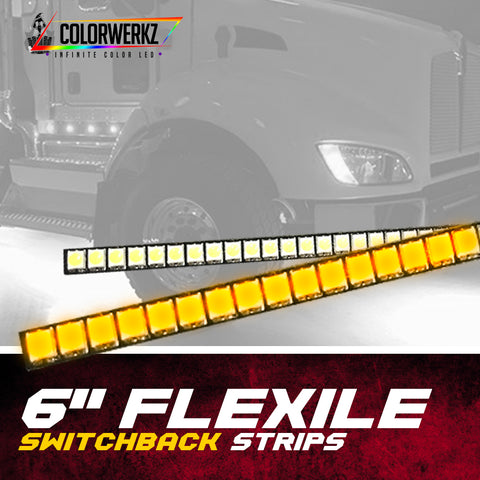 "6"" Flexile Switchback Strips"