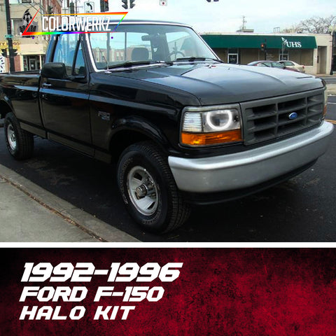 1992-1996 Ford F-150 Halo Kit