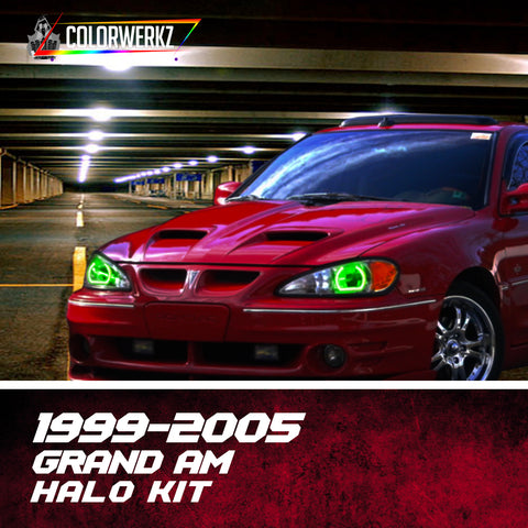 1999-2006 Pontiac Grand Am Halo Kit