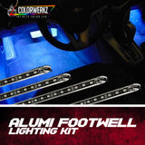 Alumi Footwell Lighting Kit