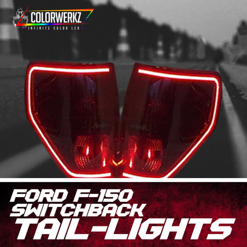 Ford F-150 Switchback Tail-Lights