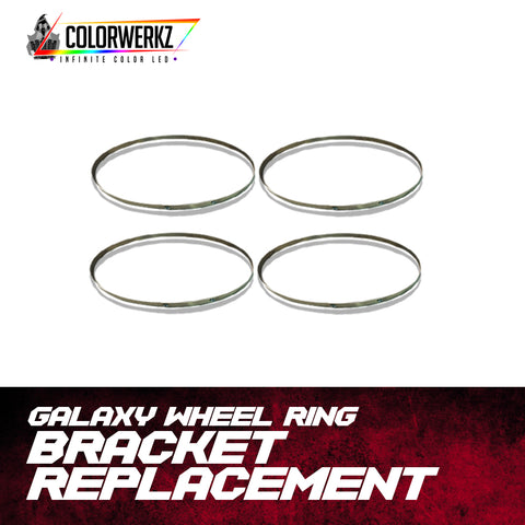 Galaxy Wheel Ring Bracket Replacement