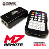 2013-2017 Dodge Ram OEM Projector Outline Halo Kit