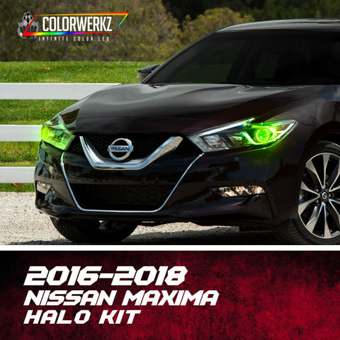 2016-2018 Nissan Maxima Halo Kit