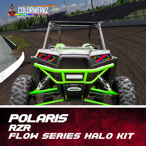 Polaris RZR Flow Series Halo Kit