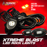 Xtreme Blast Rock Lights