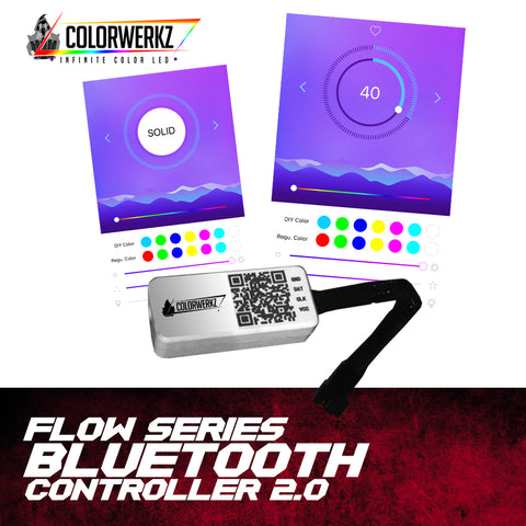 Flow Series Bluetooth Controller 2.0
