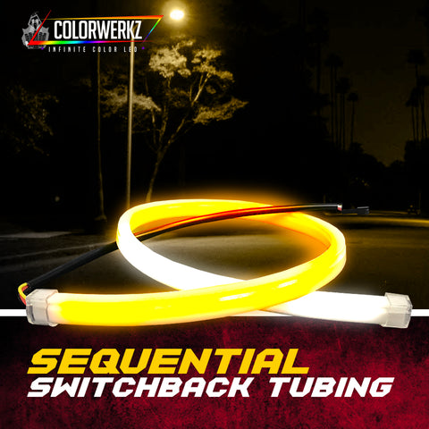 Sequential Switchback Tubing