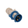 16amp 3pin 230v Lockable IP44 Plug