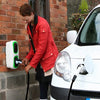 WallPod:EV CommercialCharge 32amp (7.2kw) Type 2 socket