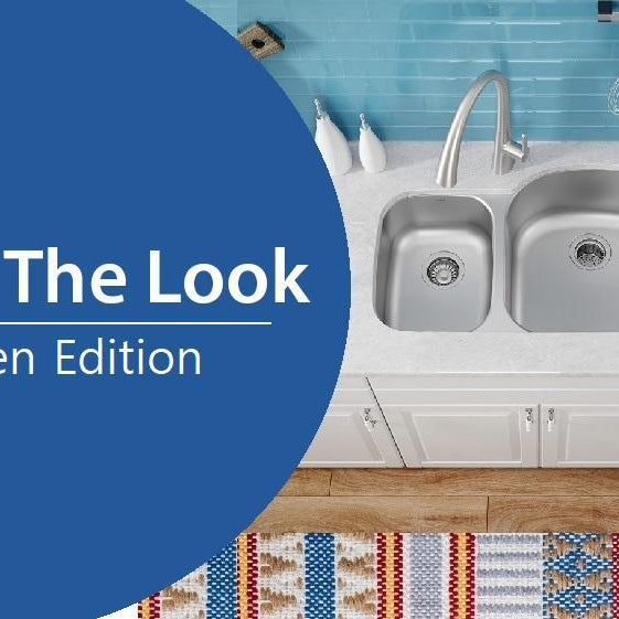 Get The Look: Kitchen Edition-DirectSinks