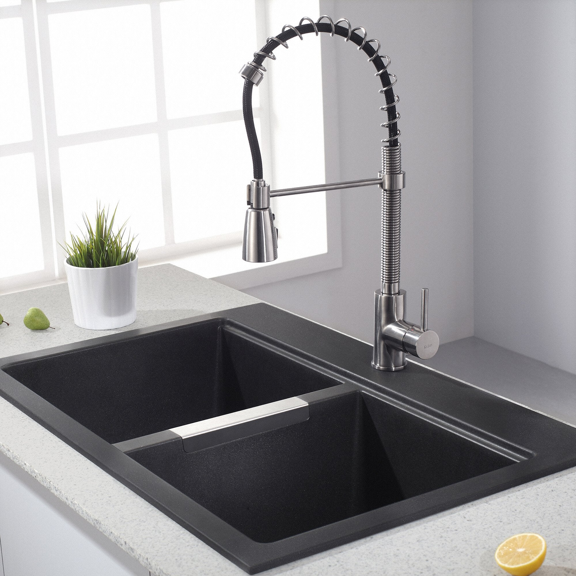 Kraus Kitchen Sinks | 16 Gauge Stainless Steel Kitchen Sinks | Direct Sinks  U2013 DirectSinks