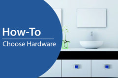 how to choose hardware for your cabinets