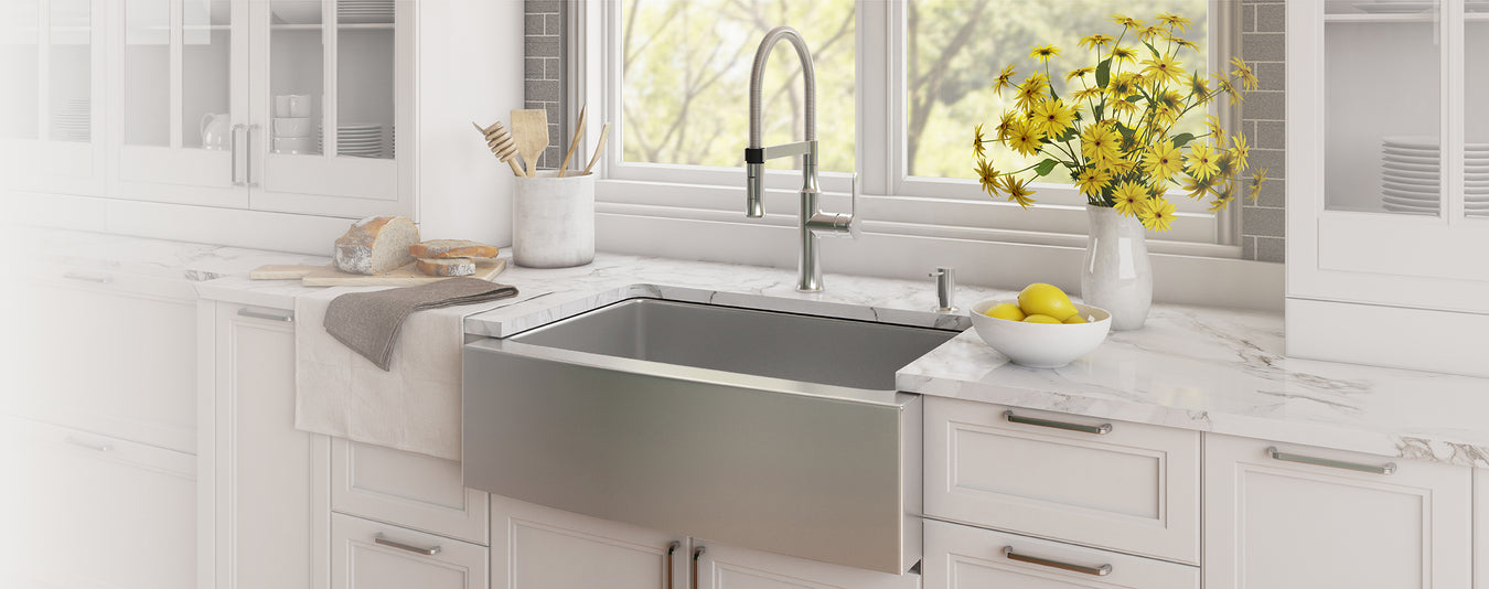 Large Selection of Kitchen Sinks