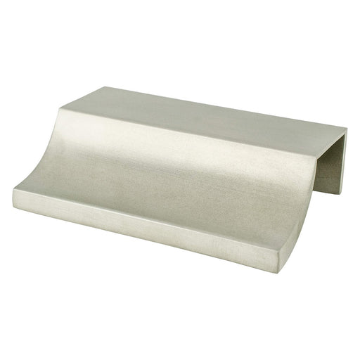 R. Christensen by Berenson Scoop Contemporary Zinc CC Pull
