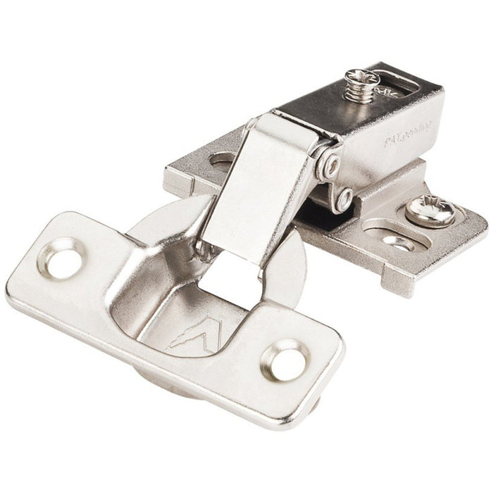 "Hardware Resources 1/2"" Overlay 125 Degree Cam Adjustable Face Frame Hinge without Dowels-DirectSinks"
