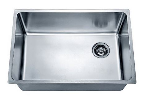 "27"" Undermount Single Bowl 16 Gauge Stainless Steel Kitchen Sink-Kitchen Sinks Fast Shipping at DirectSinks."