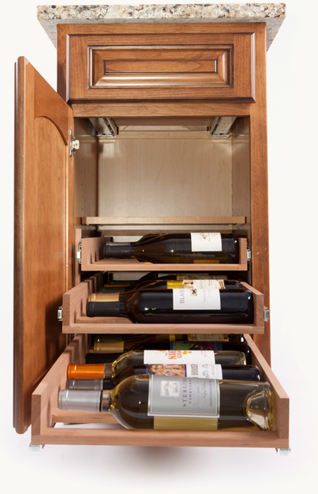 Wine Logic In-Cabinet 18 Bottle Wine Rack-DirectSinks