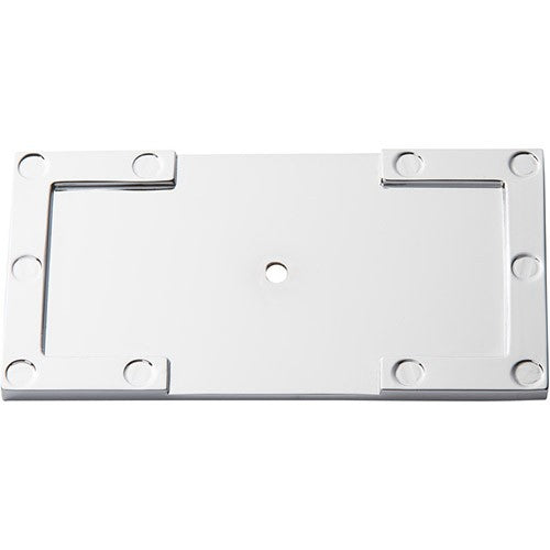 Campaign L-Bracket Backplate 3 11/16 Inch