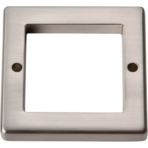 "Atlas Homewares Tableau SquareBase 1-7/8"", Available in 4 Finishes"