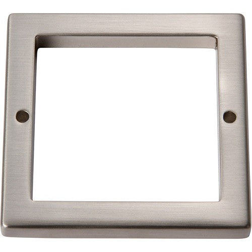 "Atlas Homewares Tableau SquareBase 2-1/2"", Available in 4 finishes"