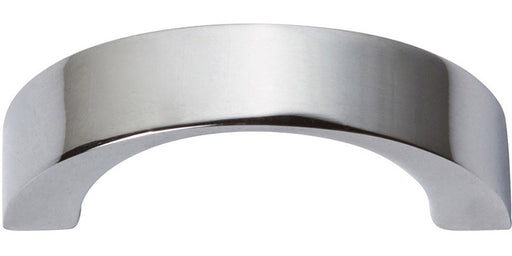 "Atlas Homewares Tableau Curved Handle 1-7/16"", Available in 4 finishes-DirectSinks"