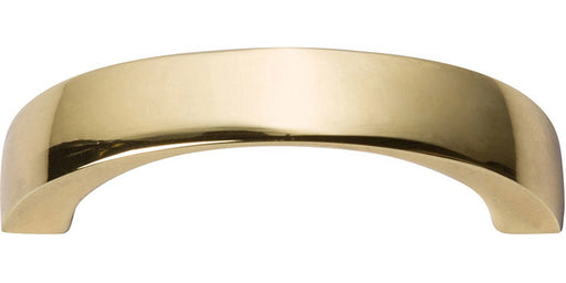 "Atlas Homewares Tableau Curved Handle 1-7/8"", Available in 4 Finishes"