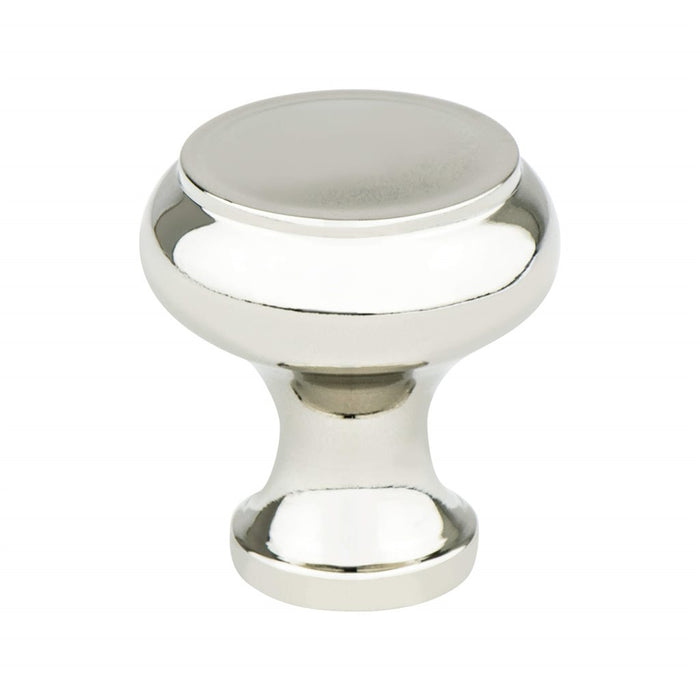 4150-1014-P Designers Group Ten Polished Nickel Forte Knob