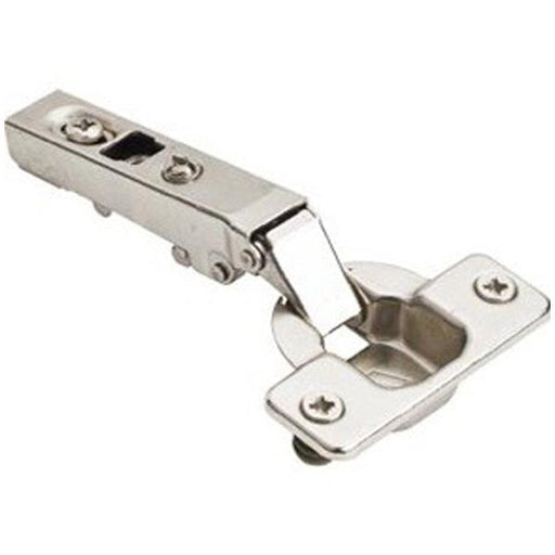Hardware Resources 110 Degree 0 mm Crank Screw Adjustable Standard Duty Hinge with Press-in 8 mm Dowels-DirectSinks
