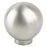 Berenson Stainless Steel 30mm Dia Stainless Steel Knob