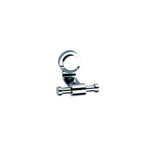 Dawn Circle Series Double Robe Hook-Bathroom Accessories Fast Shipping at DirectSinks.