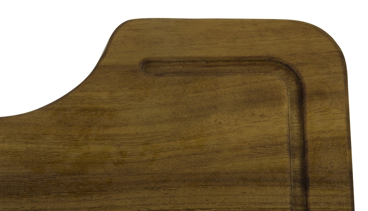 Rectangular Wood Cutting Board For Ab3020Di, Ab2420Di, Ab3420Di-DirectSinks