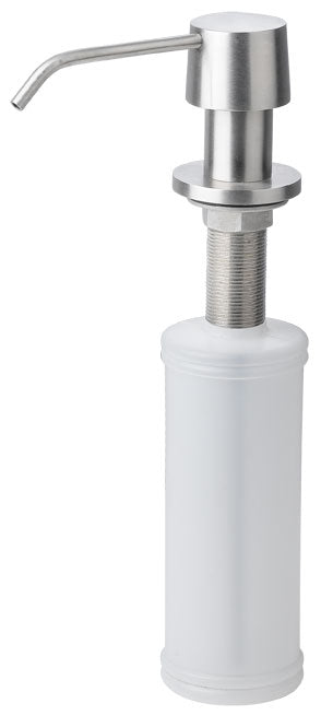 Alfi Solid Stainless Steel Modern Soap Dispenser-DirectSinks