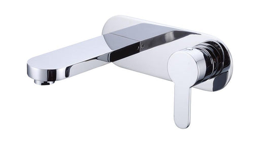 Dawn Wall Mounted Single Lever Concealed Solid Brass Washbasin Mixer-Bathroom Faucets-DirectSinks
