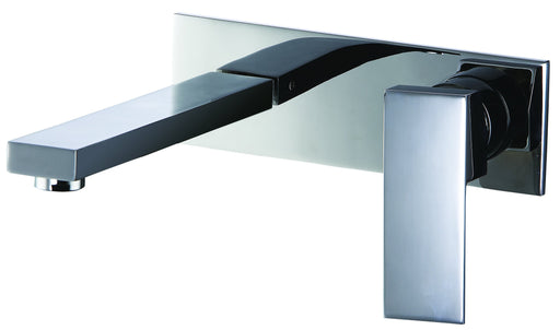 Dawn Wall Mounted Single Lever Concealed Washbasin Mixer Bathroom Faucet-Bathroom Faucets-DirectSinks