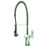 Dawn Single Lever Pull Out Spring Kitchen Faucet-Kitchen Faucets Fast Shipping at DirectSinks.