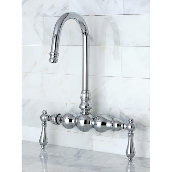 Kingston Brass Vintage Goose Neck Faucet-Bathroom Accessories-Free Shipping-Directsinks.