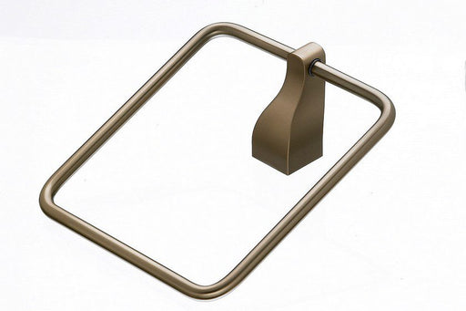 Topknobs AQ5BB Towel Ring in Brushed Bronze