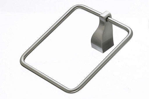 Topknobs AQ5BSN Towel Ring in Brushed Satin Nickel-DirectSinks