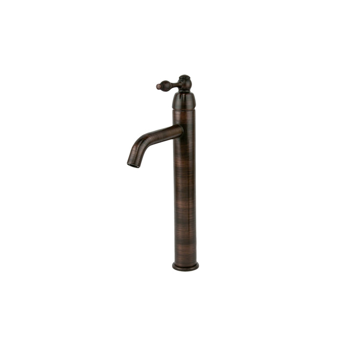 Premier Copper Products - BSP1_PVSHELL17 Vessel Sink, Faucet and Accessories Package-DirectSinks
