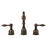 Premier Copper Products - BSP2_LO20RDB Bathroom Sink, Faucet and Accessories Package-DirectSinks