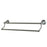 "Kingston Brass Heritage 18"" Dual Towel Bar-Bathroom Accessories-Free Shipping-Directsinks."