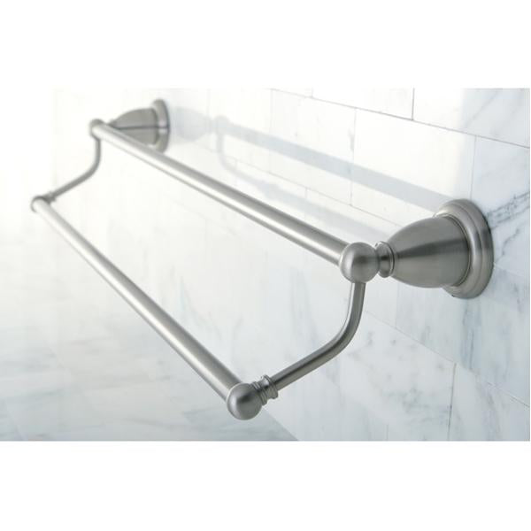 "Kingston Brass Heritage 24"" Dual Towel Bar-Bathroom Accessories-Free Shipping-Directsinks."