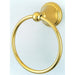 "Kingston Brass Governor 6"" Towel Ring-Bathroom Accessories-Free Shipping-Directsinks."