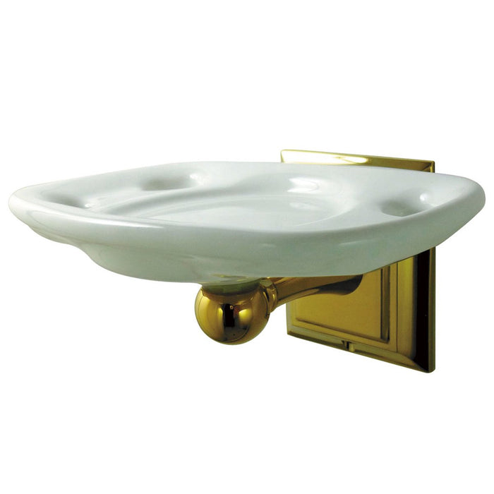 Kingston Brass Millennium Toothbrush and Tumbler Holder-Bathroom Accessories-Free Shipping-Directsinks.