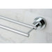 "Kingston Brass Concord 24"" Dual Towel Bar-Bathroom Accessories-Free Shipping-Directsinks."