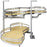 Hardware Resources Polished Chrome Blind Corner Swing Out-DirectSinks