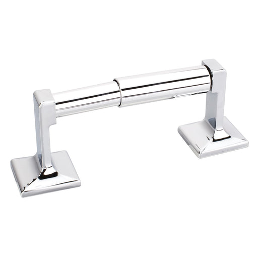 Hardware Resources Elements Traditional Paper Holder in Polished Chrome-DirectSinks