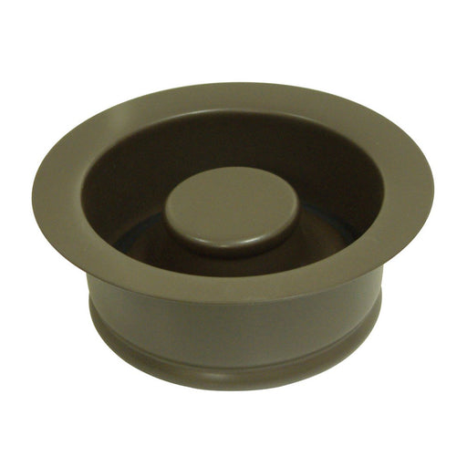 "Kingston Brass Made to Match 3-1/2"" Oil Rubbed Bronze Garbage Disposal Flange-Kitchen Accessories-Free Shipping-Directsinks."