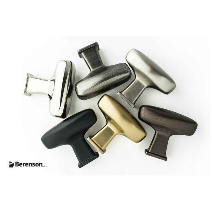 Berenson Subtle Surge 1-9/16 Inches Long Knob